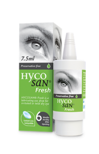 Hycosan Fresh eye drops