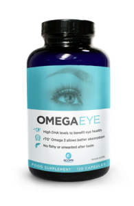 Omega 3 eye drops